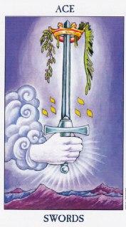 ace of swords tarot