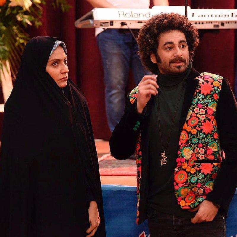 هومن شاهی در سریال گلشیفته هومن شاهی مهناز افشار هومن شاهی گامنو