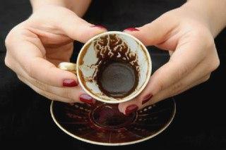 ستون در فال قهوه ستون  معنی سنون در فال قهوه