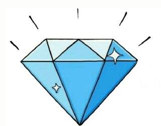 الماس در فال قهوه دیدن الماس در فال قهوه الماس جواهر در فال قهوه