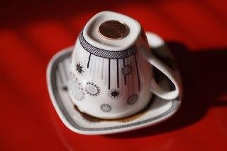 کوه در فال قهوه نماد کوه در فال قهوه کوه ها در فال واقعی قهوه معنی کوه در فال قهوه