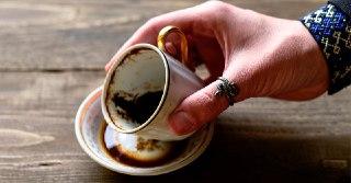 طناب دار در فال قهوه طناب دار فال قهوه فال قهوه
