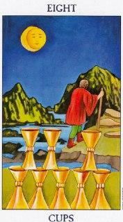 tarot eight of cups