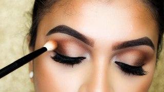 سایه چشم طرز استفاده از سایه چشم استفاده از سایه چشم سایه چشم چندرنگ