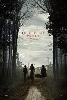 فیلم سینمایی A Quiet Place Part II (یک مکان ساکت بخش دوم) ۲۰۲۰