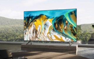 شیائومی تلویزیون هوشمند ۸۲ اینچی Xiaomi Mi TV Master با فناوری مینی LED را معرفی کرد