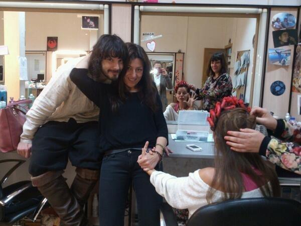 صورة غونزالو و لوكريسيا