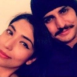 راجات توکاس(جلال) و همسرش