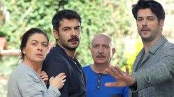 کمال - حسین - تانر - فهیمه در سریال اکیا