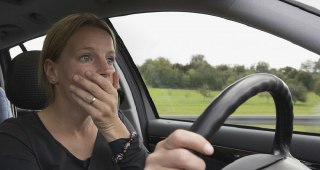 جلوگیری از ترس از رانندگی