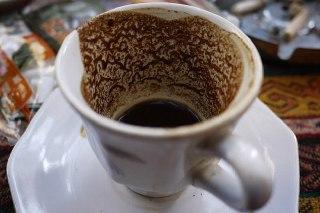 خنجر درفال قهوه تعبیر خنجر در فال قهوه دیدن خنجر در فال قهوه فال قهوه واقعی
