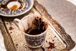 پنگوئن در فال قهوه پنگوئن ها در افل قهوه