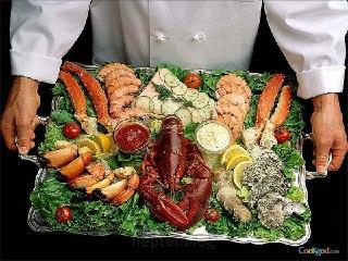غذا-های-دریایی