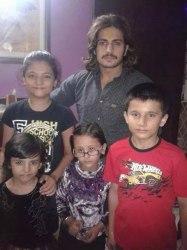 عکس شاهنشاه در سریال جودا و اکبر