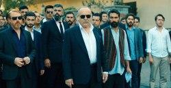 چتین تکیندور - جلال در سریال نفوذی