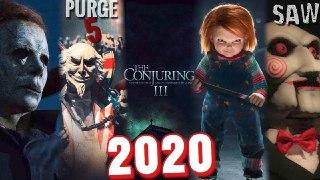 فیلم ترسناک سال ۲۰۲۰