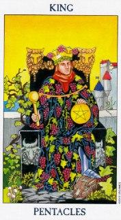 king of pentacles tarot