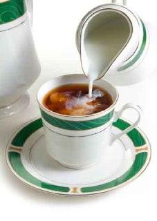 شیر-و-چای
