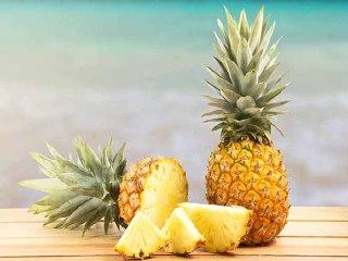 حساسیت زبان به آناناس حساسیت سوزاندن زبان آناناس