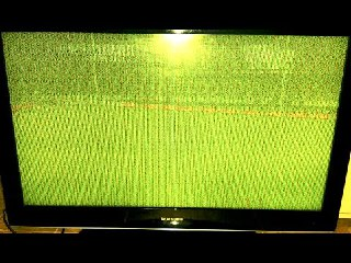 برخی از نشانه های خراب شدن تلویزیون LCD