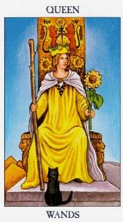 queen of wands tarot