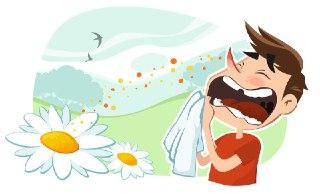 حساسیت حساسیت بهاری غذاهایی برای رفع حساسیت