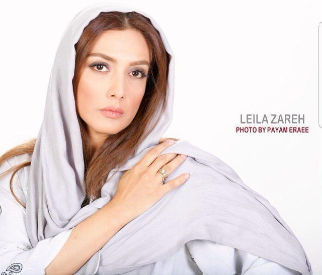 لیلا زارع و همسرش  همسر لیلا زارع کیست  لیلا زارع در سوپراستار  فیلم های لیلا زارع   لیلا زارع در ارمغان تاریکی  لیلا زارع اینستاگرام
