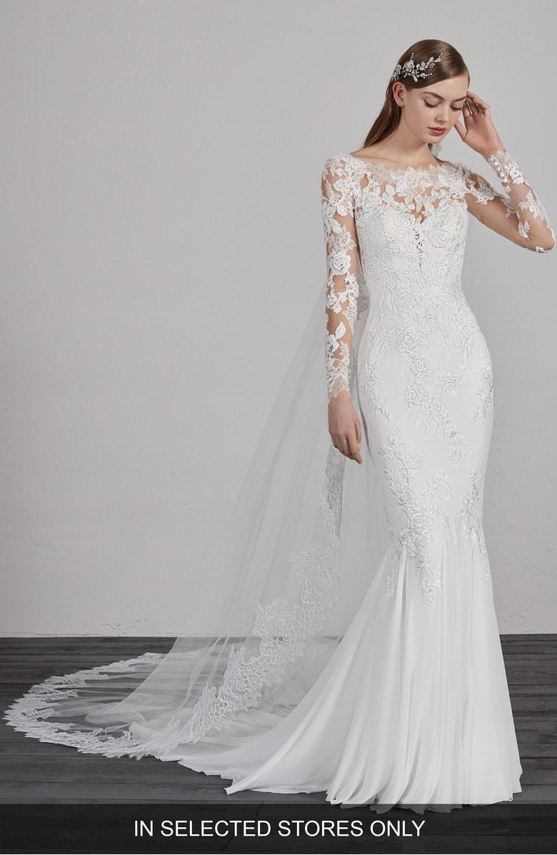 مدل لباس عروس گیپور  عکس لباس عروس پرنسسی پفی  لباس عروس اروپایی 2017  لباس عروس ترک 2017 لباس عروس سال 97 لباس عروس جدید