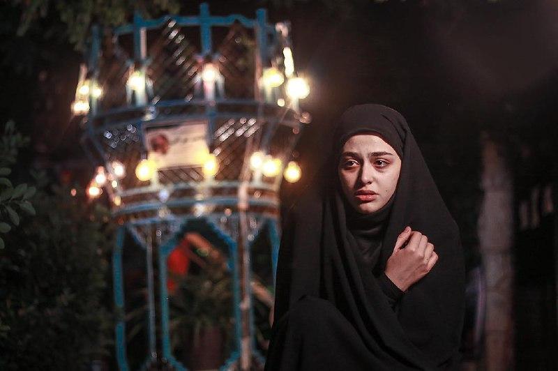 لیلا در سریال پدر ریحانه پارسا