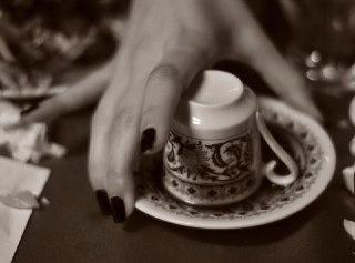 توپ در فال قهوه تعبیر توپ در فال قهوه دیدن توپ در فال قهوه