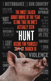 فیلم سینمایی  The Hunt (شکار) ۲۰۲۰