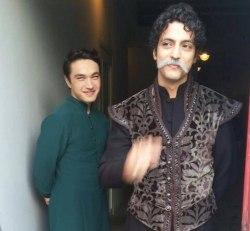 عکس شاهزاده مهمت و عثمان - بوراک داکاک و تانر اولمز