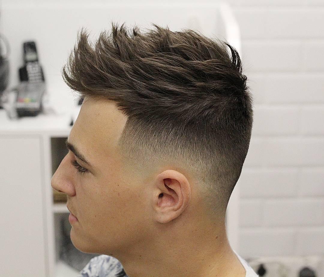 مدل مو کوتاه مردانه پسرانه