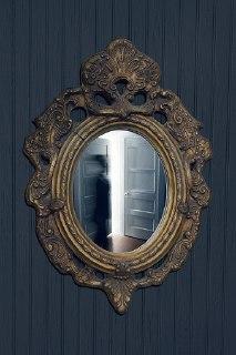 آینه در فال قهوه دیدن آینه در فال قهوه فال قهوه معنای آینه در فال قهوه