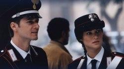 عکس جناب سروان فری و ویتالی سریال افسران پلیس